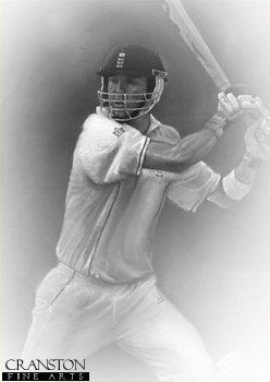 Kevin Pietersen by Stephen Doig.