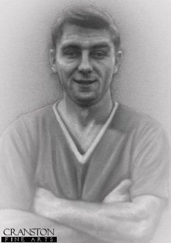 Duncan Edwards - Manchester United by Stephen Doig.