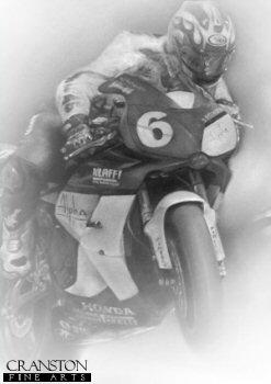 Martin Finnegan - Honda by Stephen Doig.