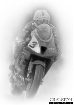 Joey Dunlop - TT Legend by Stephen Doig.