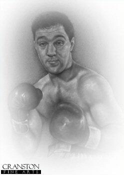 Rocky Marciano by Stephen Doig.