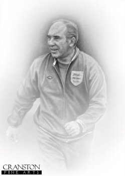 Sir Alf Ramsey by Stephen Doig.