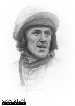 Tony McCoy by Stephen Doig.