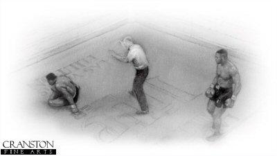 Mike Tyson v Trevor Berbick by Stephen Doig.