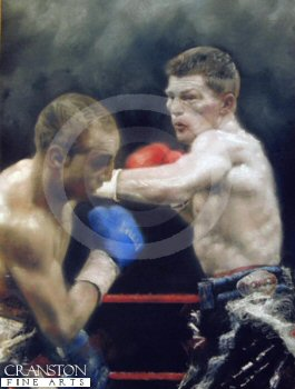 A Grand Victory - Ricky Hatton by Stephen Doig.