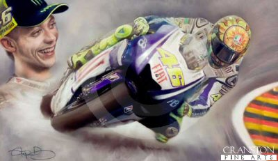 Rossi Returns by Stephen Doig.