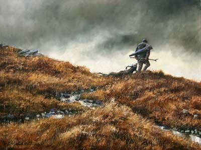 Dragging Down by Mick Cawston