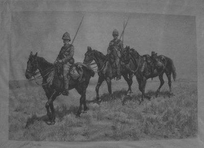 The Empty Saddle by J P Beadle. (P)