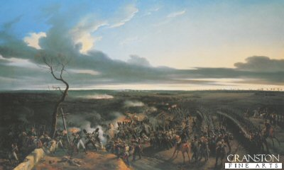 Battle of Montmirail by Horace Vernet.