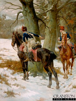 Scouts by William Barnes Wollen. (XX)