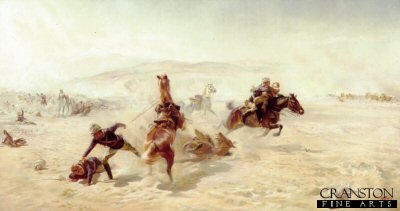 Rescue of the Wounded by Lady Elizabeth Butler (Y)
