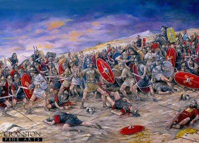 Spartacus. The Slaves Revolt - 71 BC by Brian Palmer. (PC)