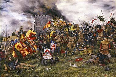 The Revolt of Owain Glyndwr. The Battle of Pilleth 22 June 1402 by Brian Palmer (P)