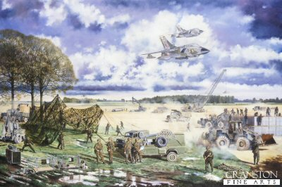 Air Support Sappers by David Rowlands (GS)