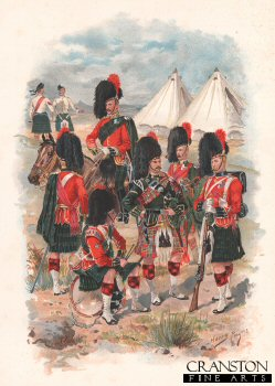 The Black Watch by Harry Payne.
