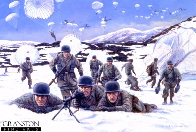 The Battle for Norway by David Pentland. (GS)