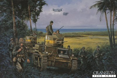 Guadalcanal by David Pentland.