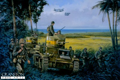 Guadalcanal by David Pentland. (Y)