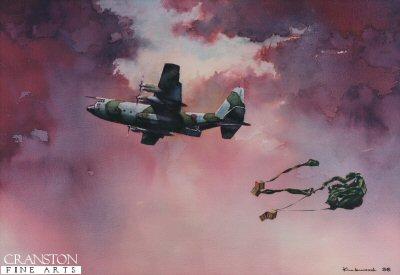 Squadron Training by Scott Kirkwood.