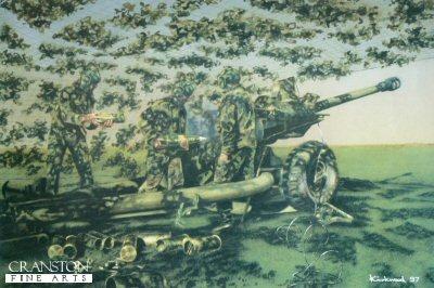 Commando Gunners by Scott Kirkwood.