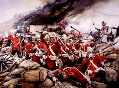 This Heroic Little Garrison, Defence of Rorkes Drift by Chris Collingwood (GS)