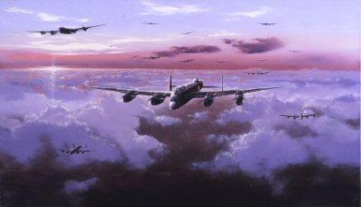 Lancaster VC by Graeme Lothian. (Y)