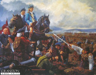 Culloden, End of the 45 by Mike Shaw.