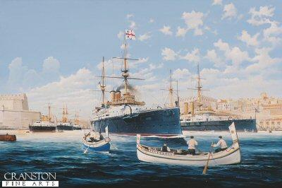 Majestic Malta by Randall Wilson.