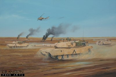 Battle of Eastings by Randall Wilson. (GS)