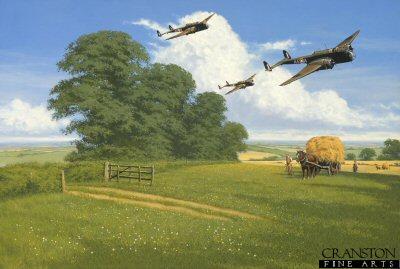 Hampden  Roar, tribute to the men of the Handley Page Hampdens by Graeme Lothian.