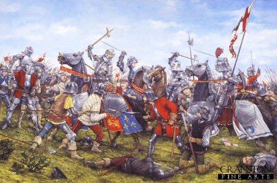 Battle of Bosworth by Brian Palmer (GL)