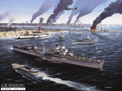 Dunkirk by Ivan Berryman (GL)