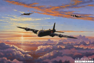 Tribute to the Crews of the Stirling by Graeme Lothian (GL)