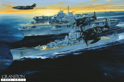 USS Kearsarge by Randall Wilson (GS)