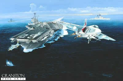 USS Independence by Randall Wilson. (GL)