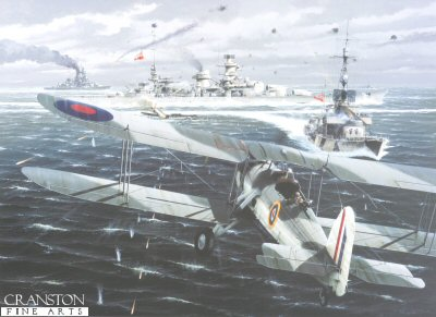 Against All Odds - Attack on the Scharnhorst by Ivan Berryman (GL)