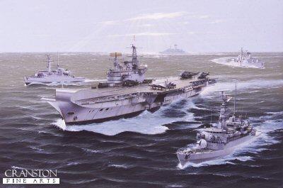 Falklands Task Force by Ivan Berryman (GL)