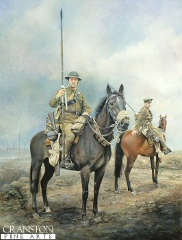 Death and Glory in Flanders Fields by Chris Collingwood.