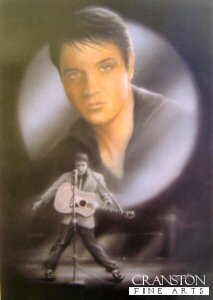 Always on my Mind (Elvis Presley) by Stuart Coffield