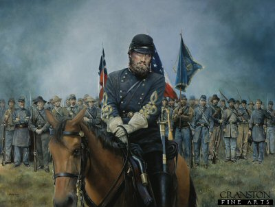 Thomas Jonathan (Stonewall) Jackson by Chris Collingwood. (GS)