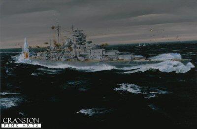 Bismarck by Randall Wilson (GS)