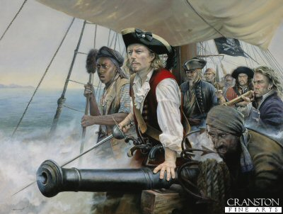 Captain Henry Long Ben Avery by Chris Collingwood.