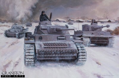 The Panzer Count by David Pentland.