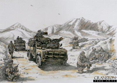 SAS Airstrike by Nigel R Appleby (B)