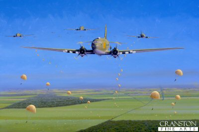 Arnhem - September 17th 1944 by Graeme Lothian.