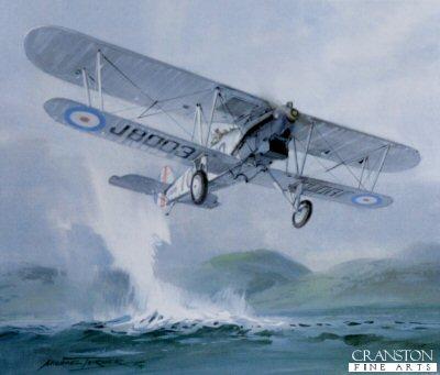 Hawker Horsley by Michael Turner.