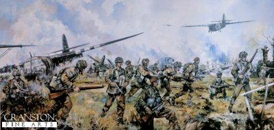 LZ S-17, Operation Market Garden, September 1944 by Jason Askew.