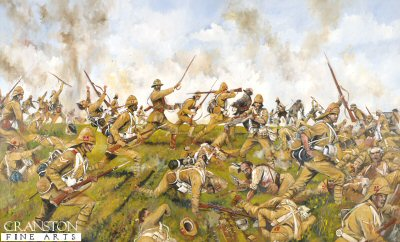 Spion Kop - South Africa, 24th January 1900 by Jason Askew.