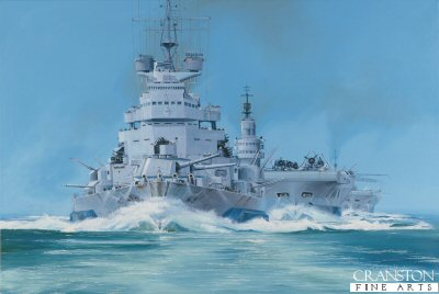 British Pacific Fleet by Randall Wilson.