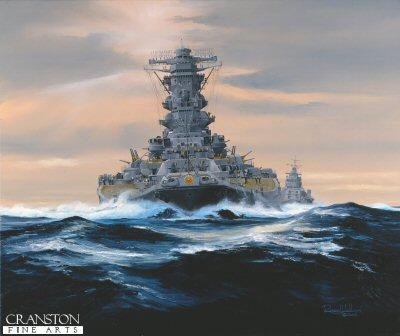 Otoko-Tachi-No Yamato by Randall Wilson.